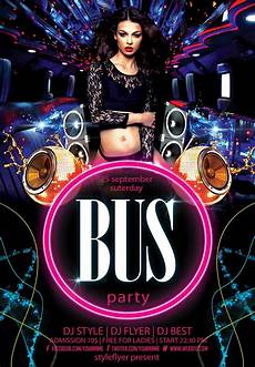 Flyer Partys New Party Season Free Psd Flyer Templates Graphicsfuel