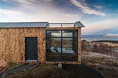 Northern Lights Glass Panorama Glass Lodge In Iceland Offers Stunning Views Of