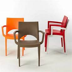 sedie ristorante sedia con braccioli impilabile lavabile per cucina