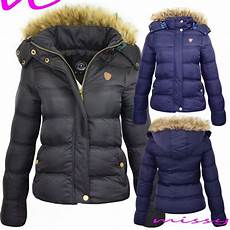 hooded winter coats new womens quilted winter coat puffer fur collar