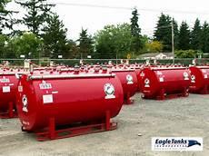 Aboveground Fuel Tanks Eagle Tanks Custom Ul 142 Above Ground Fuel Tank For Sale