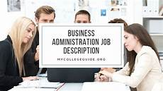 Masters Of Business Administration Jobs What Is Business Administration Mycollegeguide Org My