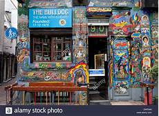 Coffee Shops Amsterdam Red Light District The Bulldog Coffee Shop In The Red Light District Of