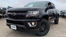 2019 gmc z71 2019 chevrolet colorado z71 midnight edition 3 6l v6
