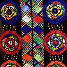 beadwork african let rsquo ın zulu zulu renk paletlerini konuşmak zulu