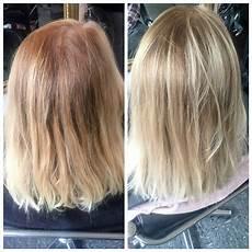 grey hair sallys salon