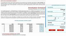 Amortization Schedule Calculator Best Online Amortization Calculators Toughnickel