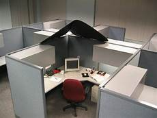 Overhead Desk Light Cubeshield Cubicle Corner Pinterest