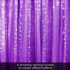 Led Light Curtains Sale Purple 300 Led 3m Fairy Curtain String Lights Wedding