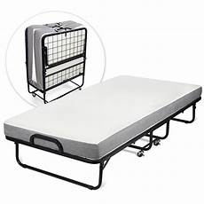 size guest bed folding mattresses rollaway 75 x 38