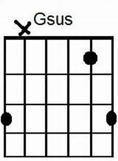 Gsus Guitar Chord Chart Guitar Sound Better While Symplifying 1 Of 2 Arthur Cook