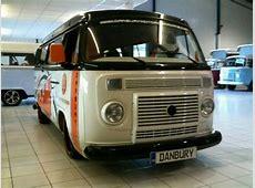Motorcaravan company staff create their ideal camper van from a VW T2