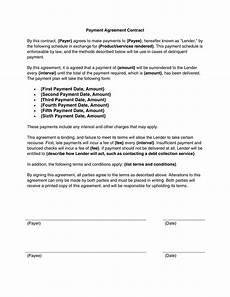 Contract Templates 40 Great Contract Templates Employment Construction
