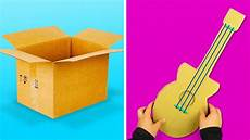 13 and simple crafts you can make with cardboard