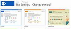 Sharepoint Solution Gallery Branding With The Sharepoint Color Palette Tool Abel
