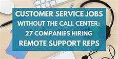 No Customer Service Jobs Customer Service Jobs From Home Work From Home Happiness