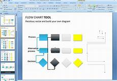 Flow Chart Powerpoint How To Create A Flowchart In Powerpoint Youtube