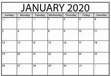Monthly 2020 Calendar Printable Calendar Template By Vertex42 Com 2020 Images 765