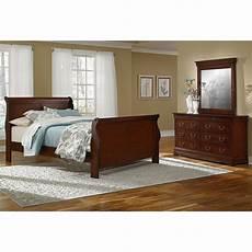 Value City Bedroom Sets Neo Classic 5 King Bedroom Set Cherry Value City