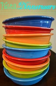 Fiesta Dishes Color Chart Fiesta Dinnerware The Domestic Geek Blog