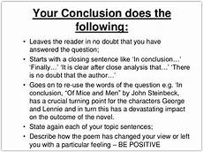 Example Of A Conclusion Paragraph For An Essay Best Tips And Help On How To Write A Conclusion For Your Essay