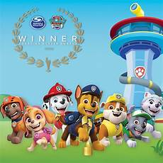 nickalive paw patrol wins big at the 2019 canadian