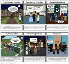 How To Do A Storyboard French Revolution Storyboard Part 1 Storyboard