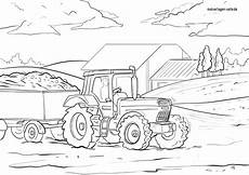 coloring page tractor free coloring pages