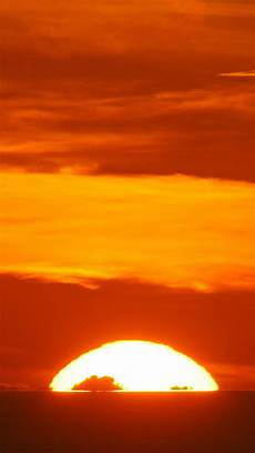 Orange Wallpaper Iphone by Sunset Orange Iphone Wallpaper Hd