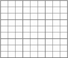 Sudoku Printable Grids Printable Blank Sudoku Grid Grid Printables Dog Logic