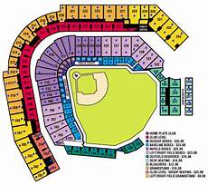 Pittsburgh Pirates Virtual Seating Chart Pnc Park Seating Chart With Rows And Seat Numbers