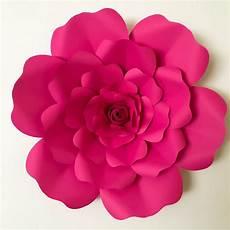 Paper Flower Petal Templates Svg Petal 36 Paper Flower Petal Template With Base Etsy