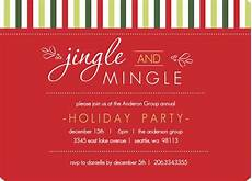 Office Christmas Party Invites Holiday Party Theme Invitations From Purpletrail