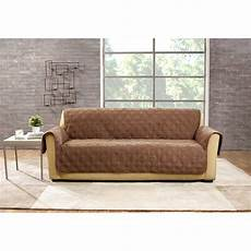 Sure Fit Deluxe Sofa Cover 3d Image by Sure Fit Deluxe Sofa Slipcover Reviews Wayfair Ca