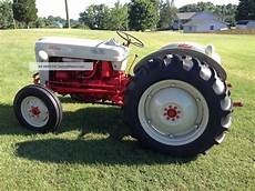 1953 Book Ford Golden Jubilee Tractor