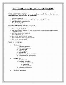Standard Business Plan Outline Business Plan Template How To Write Your Own Business Plan