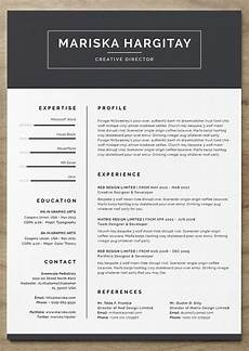 Best Resume Word Template The Best Free Creative Resume Templates Of 2019 With