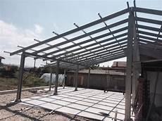 struttura capannone struttura per capannone in ferro zincato carpenteria