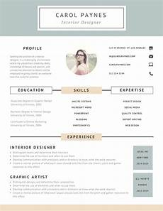 Best Designed Resume 7 Resume Design Principles That Will Get You Hired 99designs