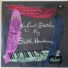 Dark Night Sweet Light Tracklist Keyboard Sketches By Skitch Henderson Discogs