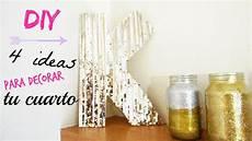 diy 4 ideas para decorar tu habitaci 243 n kreak