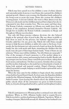 Mother Essays Mother Teresa Essay Pdf Reportspdf529 Web Fc2 Com
