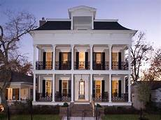 Creole Home Designs Elevations Traditional Exterior Houston By Creole