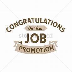 Congratulations On Promotion Congratulation Job Promotion Wish Vector Image 1827519