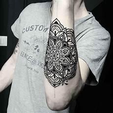 tatuaje masculinos tatuajes de mandalas para hombres con dise 241 os incre 237 bles