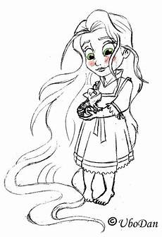Ausmalbilder Rapunzel Baby Disney Baby Rapunzel Coloring Pages Coloring Pages