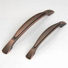 96mm antique copper cabinet handle and pulls high grade