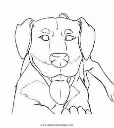 malvorlagen hunde rottweiler zeichnen und f 228 rben
