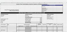 Blank Invoice Doc You Should Experience Realty Executives Mi Invoice And
