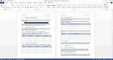 Database Documentation Template Database Design Document Ms Word Template Ms Excel Data